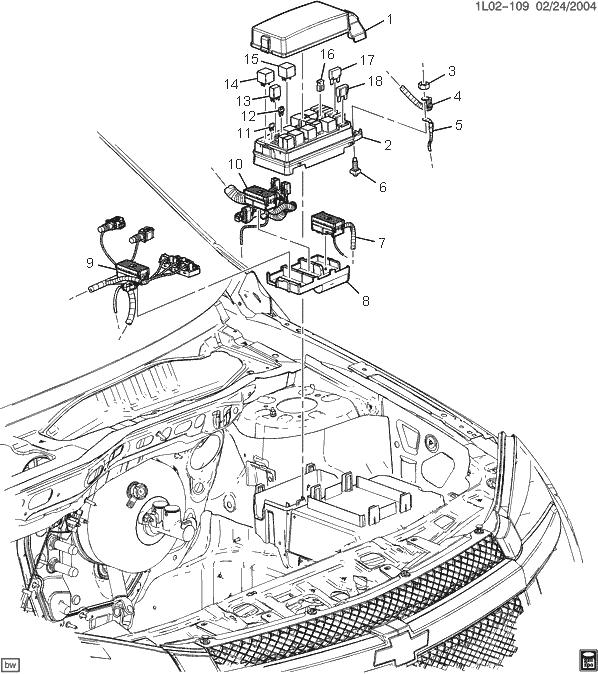 2005 chevrolet equinox fuse box diagram fuse box in chevy equinox wiring diagram e6  fuse box in chevy equinox wiring