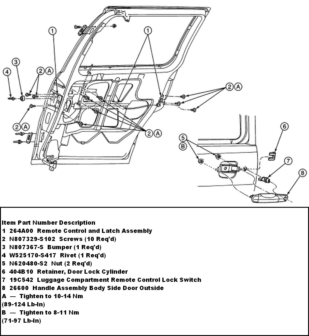 2002 Ford Windstar Door Ajar Wiring Diagram 2 Bulb Lamp Wiring Diagram Bege Wiring Diagram