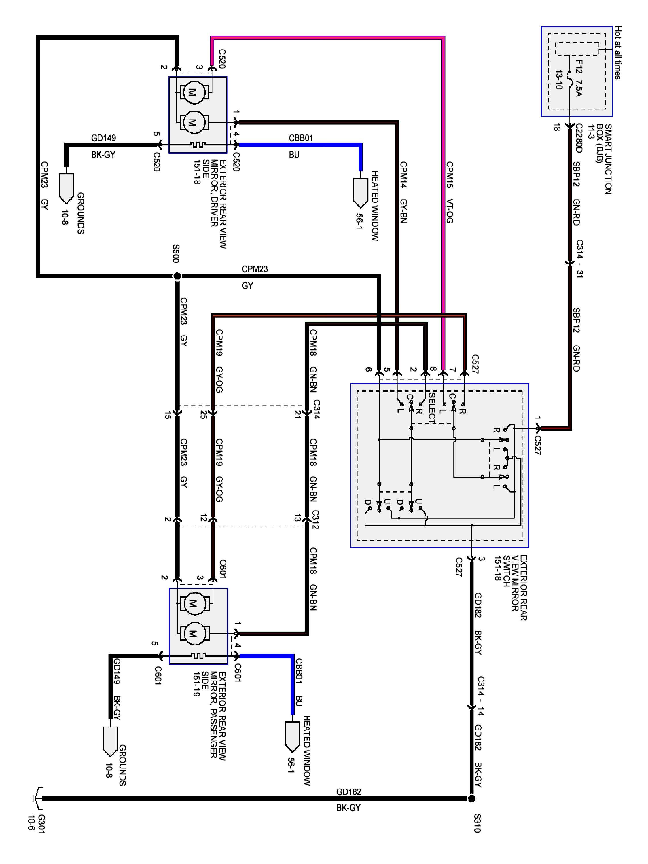 2005 ford escape 3 0 wiring diagram
