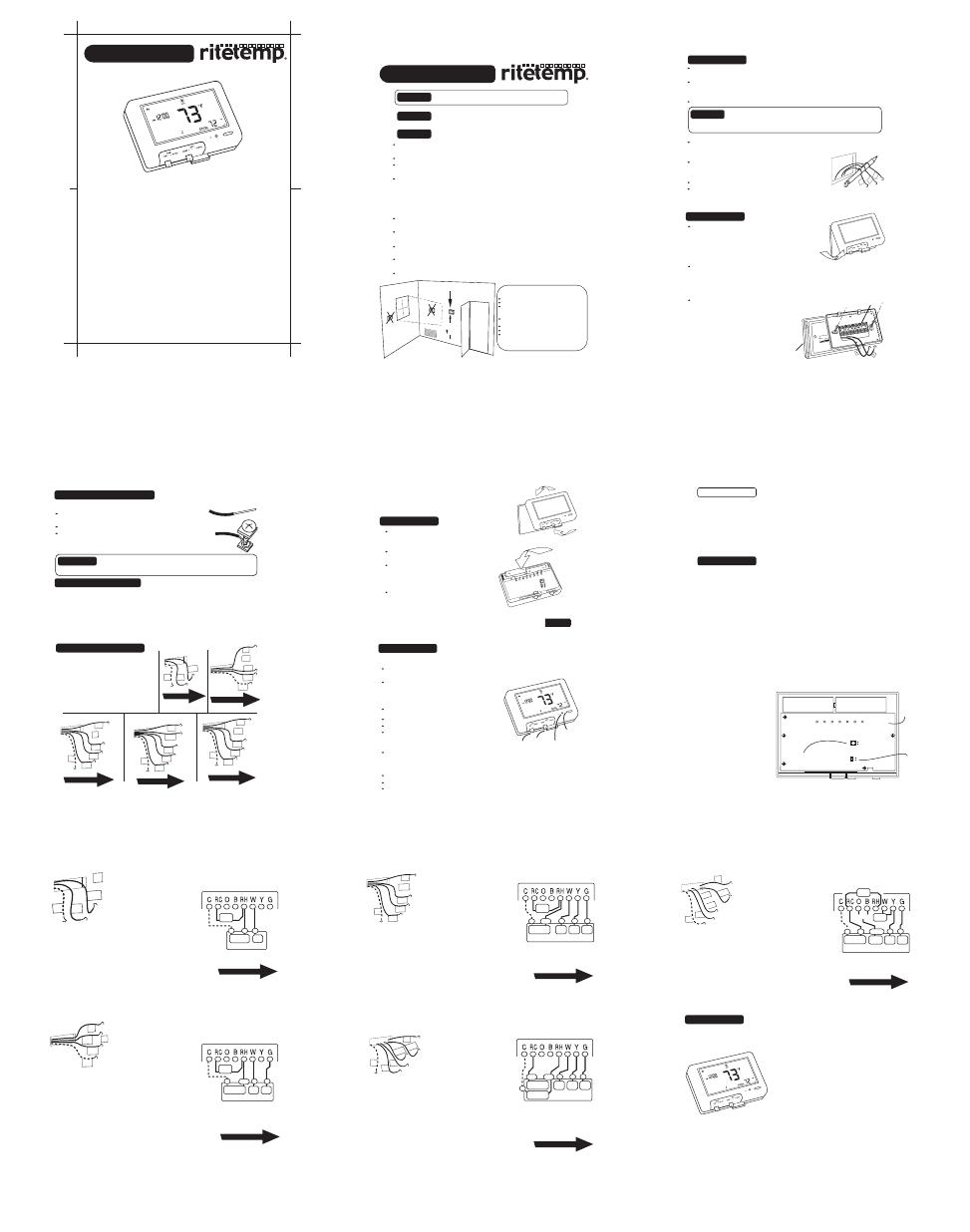 [NRIO_4796]   ZD_5669] Rite Temp Thermostat Wiring Diagram 7 Wire Free Diagram | Rite Temp Thermostat Wiring Diagram 7 Wire |  | Jebrp Bemua Favo Lectr Vira Mohammedshrine Librar Wiring 101