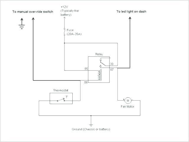 Dayton Thermostat Wiring Diagram - Database