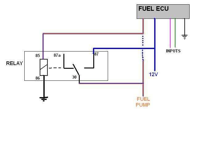 Astounding Fuel Pump Wiring Mod Wiring Diagram Data Wiring Cloud Intelaidewilluminateatxorg