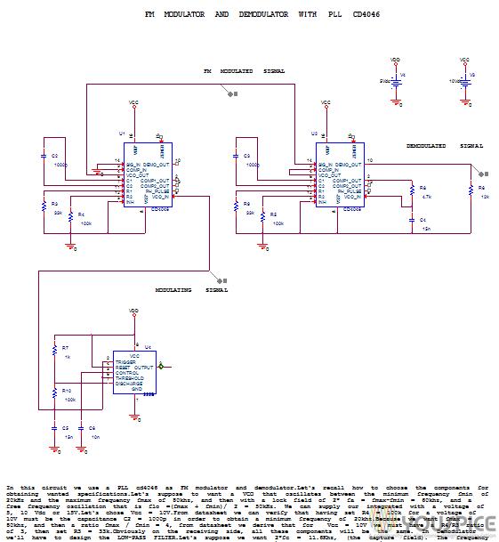 Rk 2994  Modulationcircuit Diagram Basic Circuit An7222
