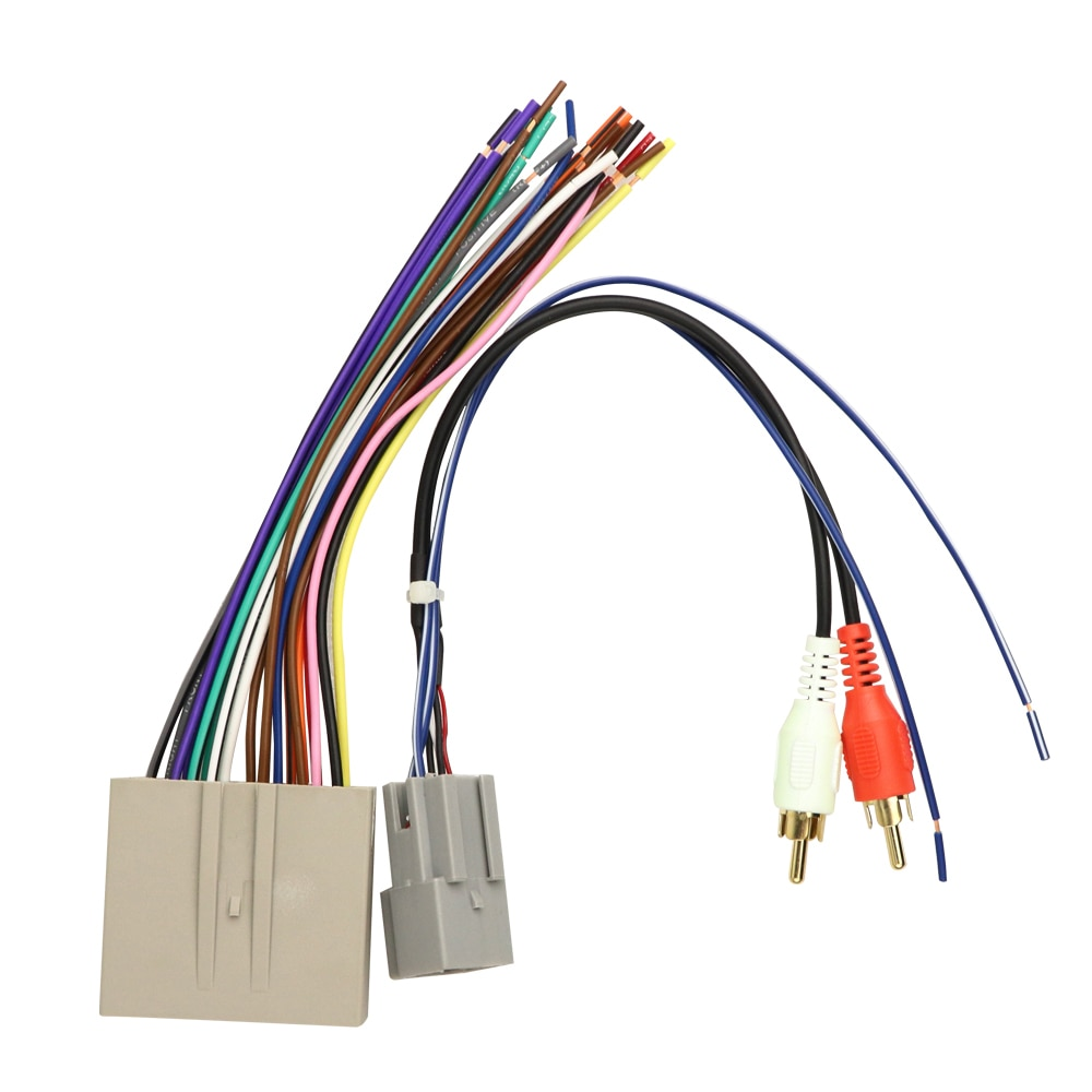 Sensational Wire Harness Cable For Ford Lincoln Mercury Wiring Harness Antenna Wiring Cloud Icalpermsplehendilmohammedshrineorg