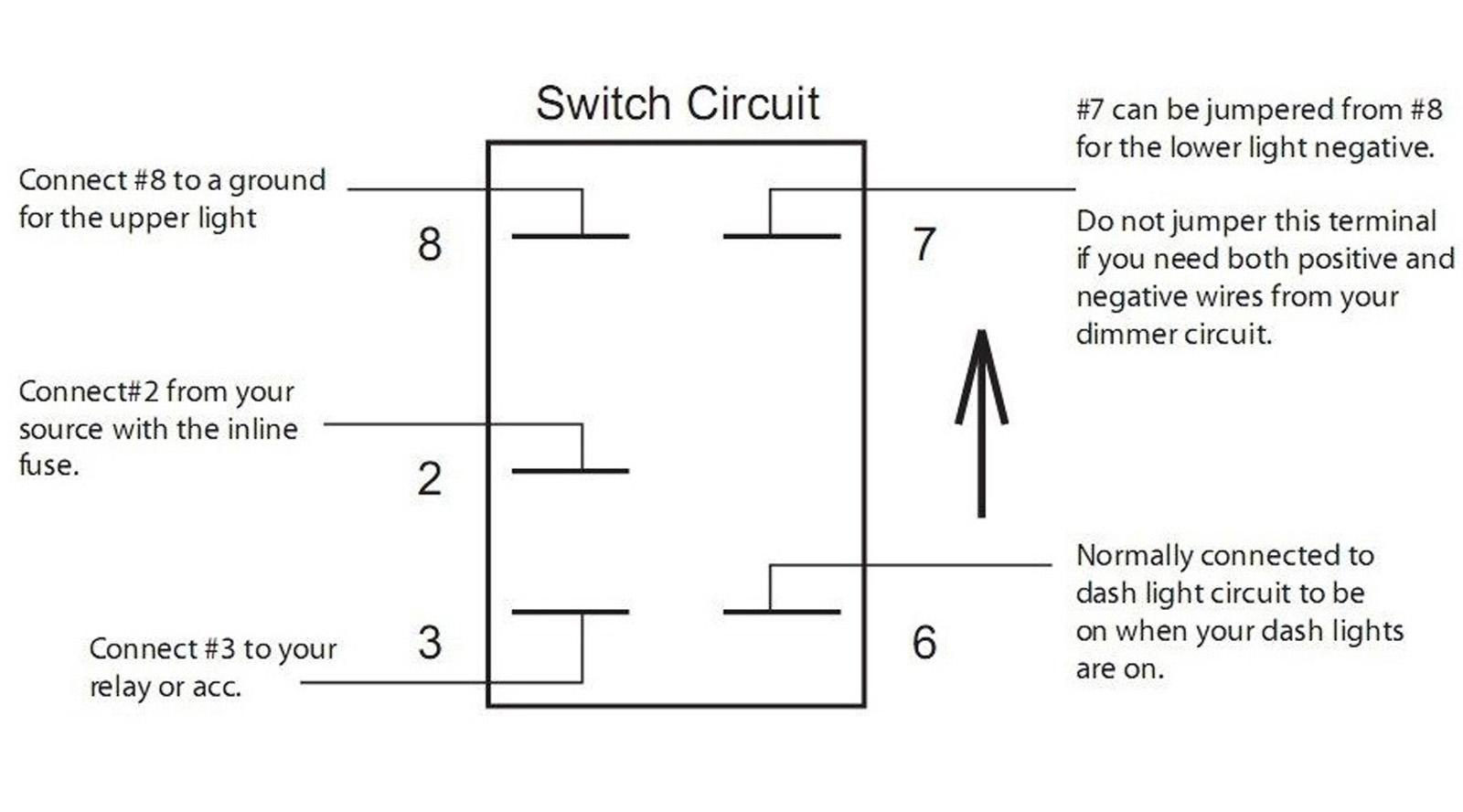 Og 8881  Narva 12v Relay Wiring Wiring Diagram