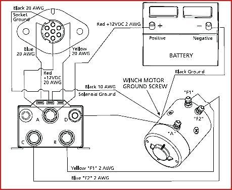 badlands winch wiring diagram suzuki samurai trailer wiring
