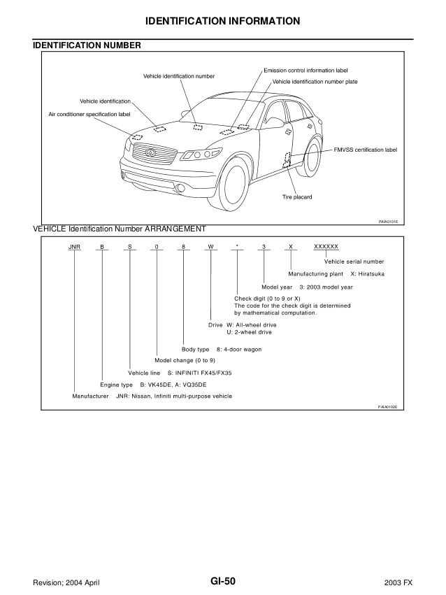 ak_6553] 2004 infiniti fx35 auto parts engine car parts and ... 2005 infiniti fx35 engine diagram  xero icism bemua none phil wigeg mohammedshrine librar wiring 101