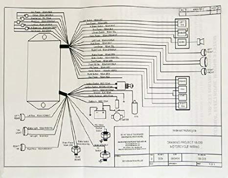 NS_1000] Ultima Motorcycle Wiring Diagram Free Diagram