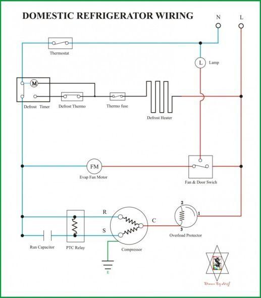 SG_8654] Fridge Wiring Schematic Refrigerator Wiring Refrigerator Wiring  Free DiagramIlari Argu Trofu Exmet Mohammedshrine Librar Wiring 101