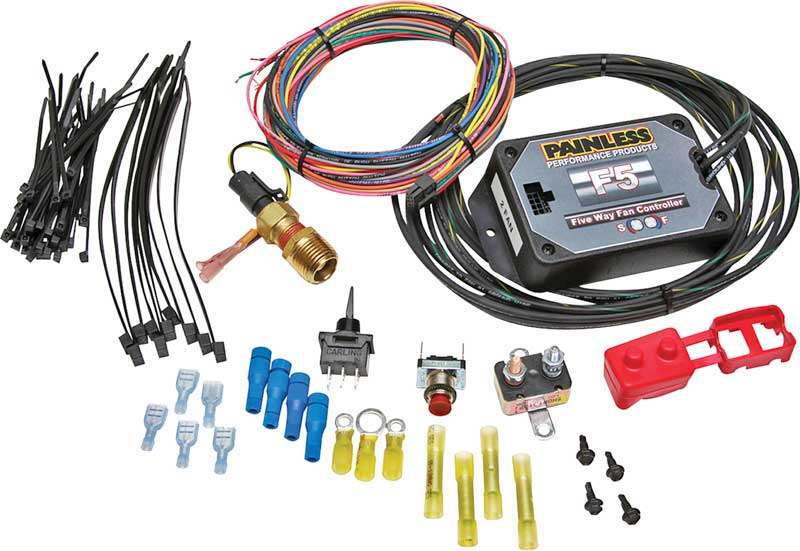 Phenomenal Painless Performance Products All Models Parts Electrical And Wiring Cloud Overrenstrafr09Org
