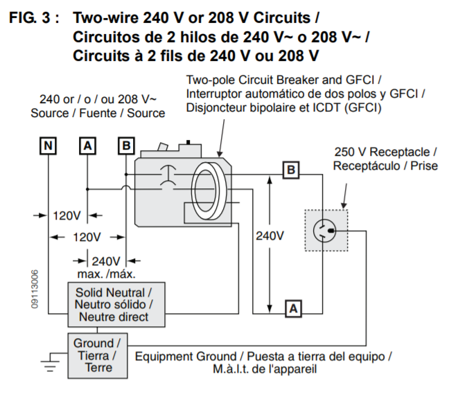 Nl 1549 Circuit Breaker Apparatus And On Wiring 240 Volt Gfci Circuit Breaker Free Diagram