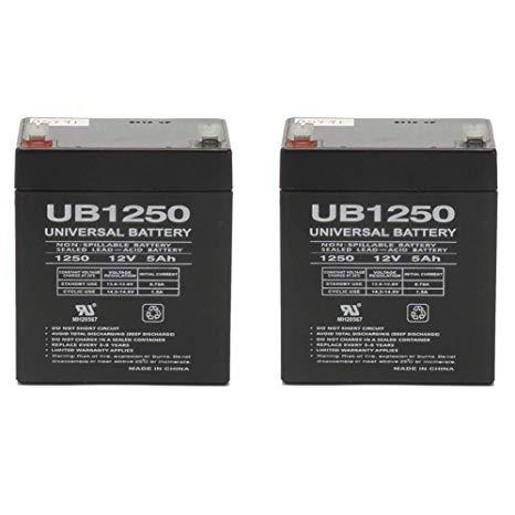 Admirable Amazon Com 12V 5Ah Replacement Battery For Razor E100 Glow 2 Wiring Cloud Gufailluminateatxorg