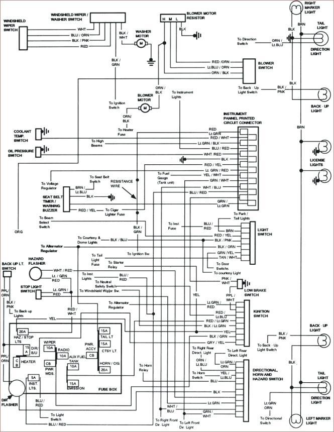 1985 peterbilt wiring diagram  wiring diagrams ls170 new
