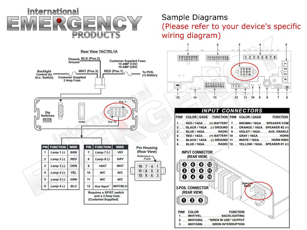 EG_6168] Whelen Sps 660 Wiring Diagram Wiring Diagram