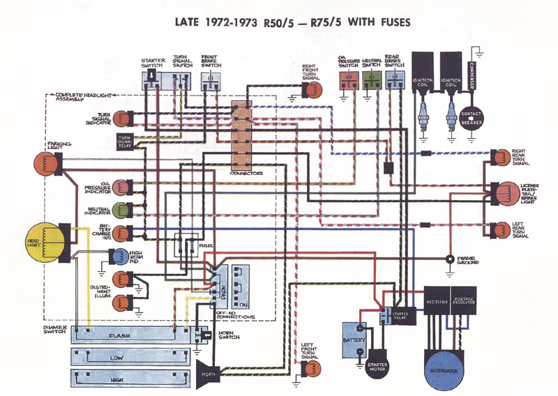MS_3724] Motorcycle Wiring Diagrams R90 Motorcycle Circuit Diagrams  Download Diagram | Bmw R65 Motorcycle Wiring Diagrams |  | Dict Ophen Mentra Mohammedshrine Librar Wiring 101