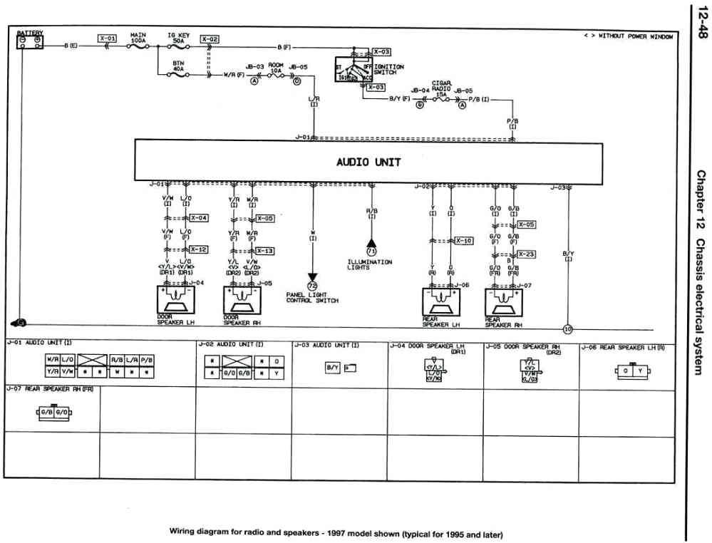 Diagram Mazda Protege 323 Bj Wiring, Mazda 323 Wiring Diagram Pdf