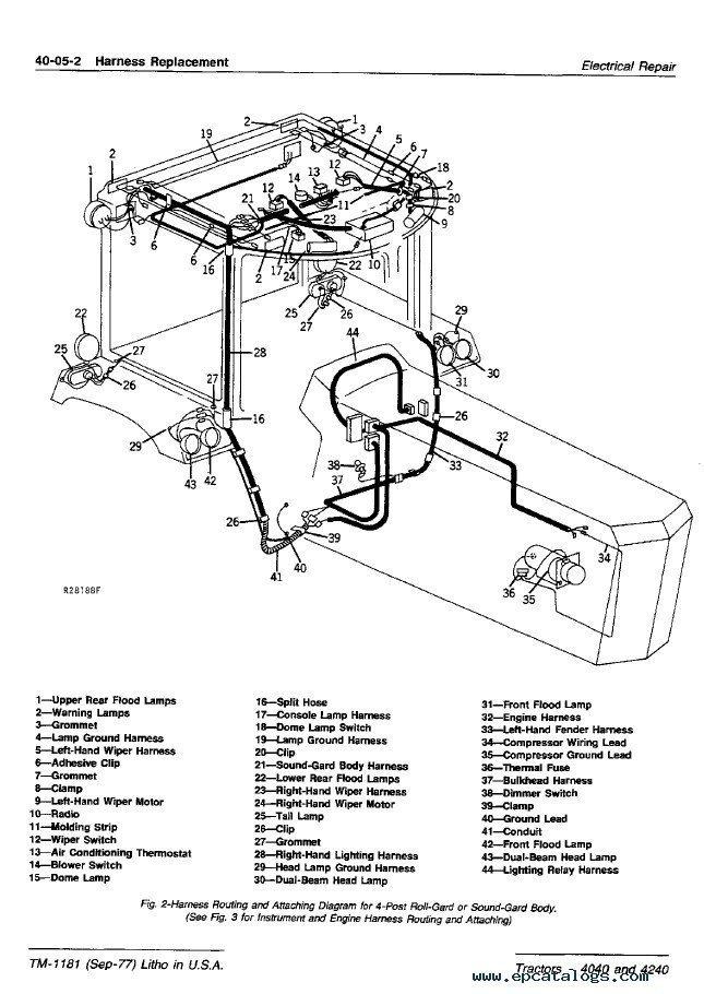 DY_0136] John Deere Wiper Motor Wiring Diagram Free DiagramLoskopri Sieg Benol Favo Mohammedshrine Librar Wiring 101