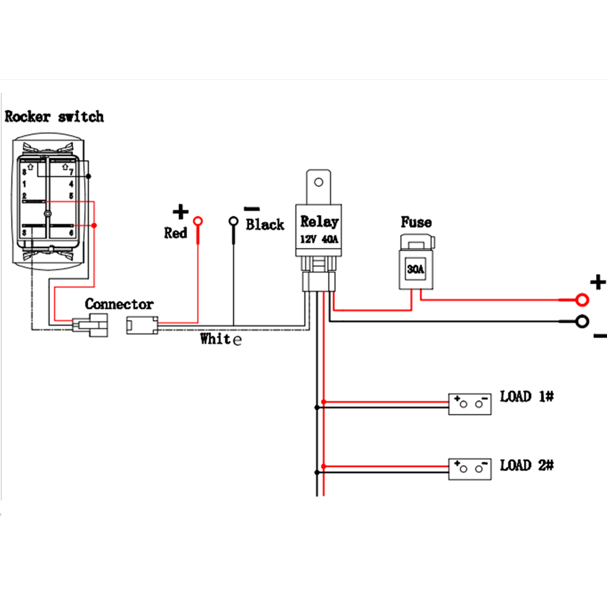 Sz 1133 Switch To 5 Pin Relay Wiring Diagram Download Diagram