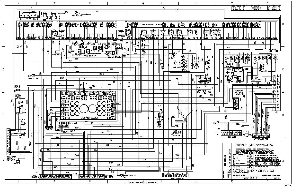 Freightliner Century Wiring Diagram 08 Bmw X3 Fuse Box Piooner Radios Wiringdol Jeanjaures37 Fr