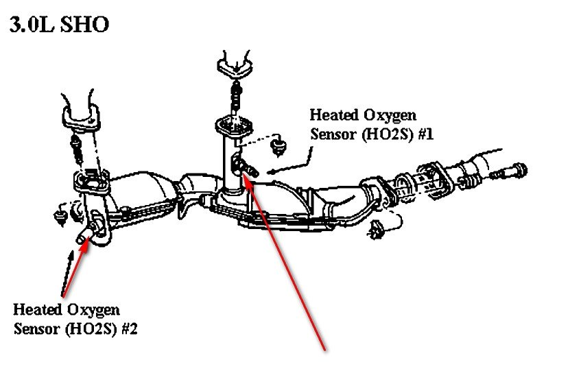 xe 6571 ford windstar oxygen sensor location download diagram ford windstar oxygen sensor location