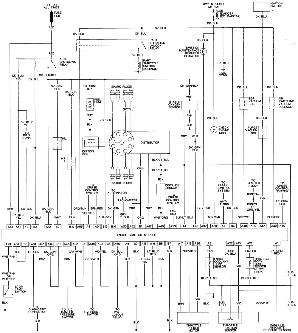96 dodge 2500 wiring diagram xd 3838  1999 durango spark plug wiring diagram 59l solved fixya 96 dodge ram wiring diagram 1999 durango spark plug wiring diagram