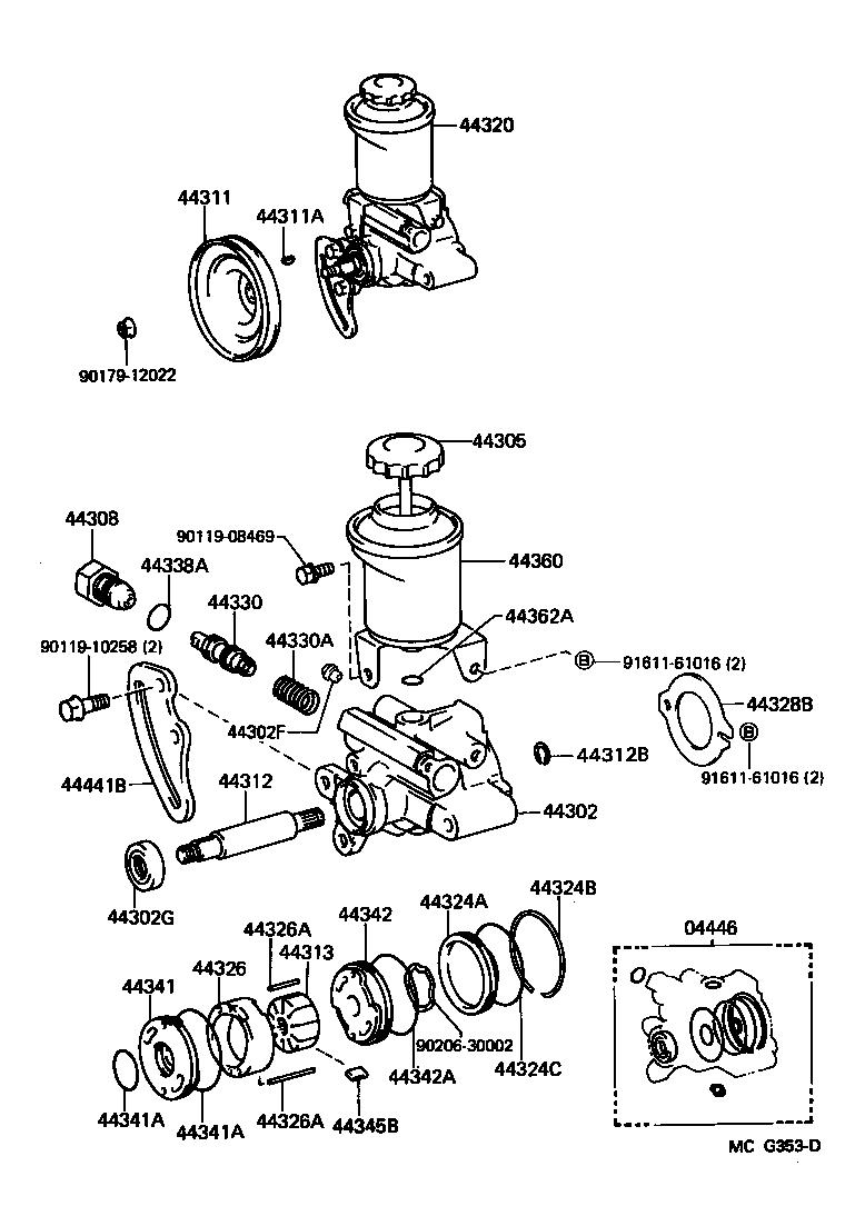 1995 toyota 4runner engine diagram 1990 toyota 4runner engine diagram wiring diagram data  1990 toyota 4runner engine diagram