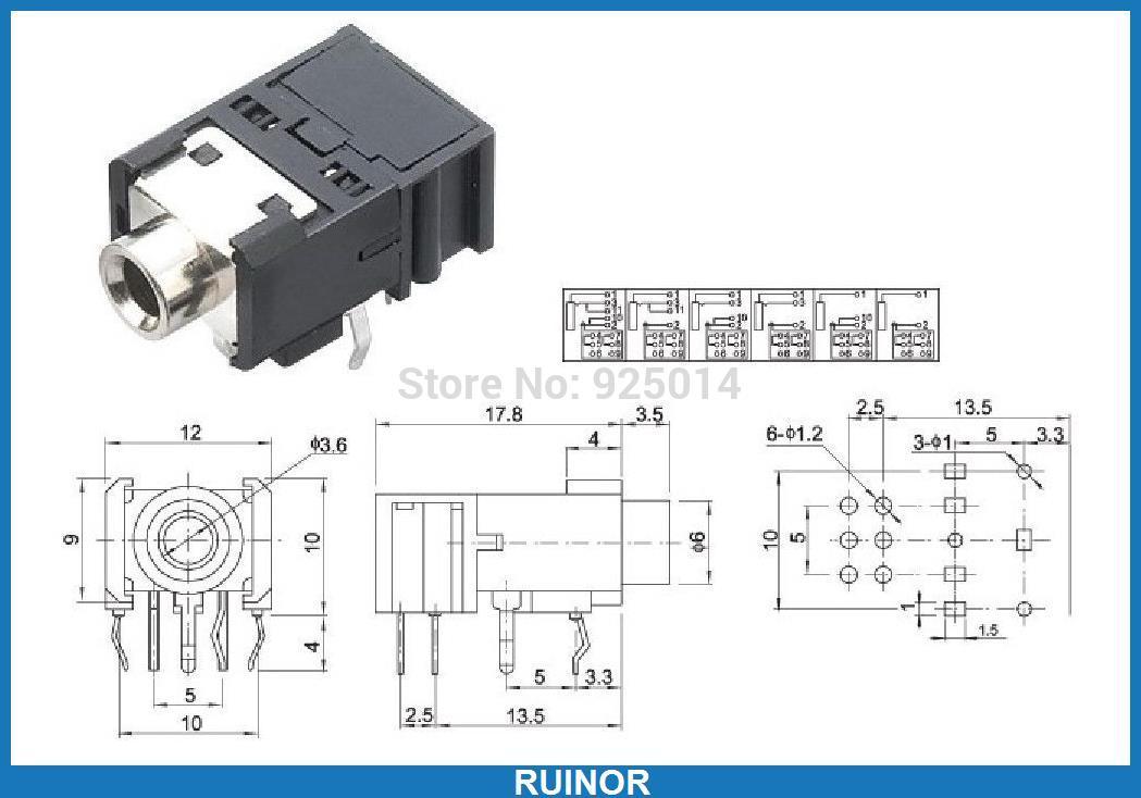 Bg 5151 3 5 Mm Stereo Jack Plug Wiring Schematic Wiring