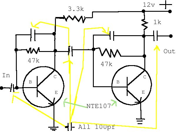 XF_0150] Tv Antenna Booster Circuit Schematic WiringHison Mous Otene Phae Mohammedshrine Librar Wiring 101