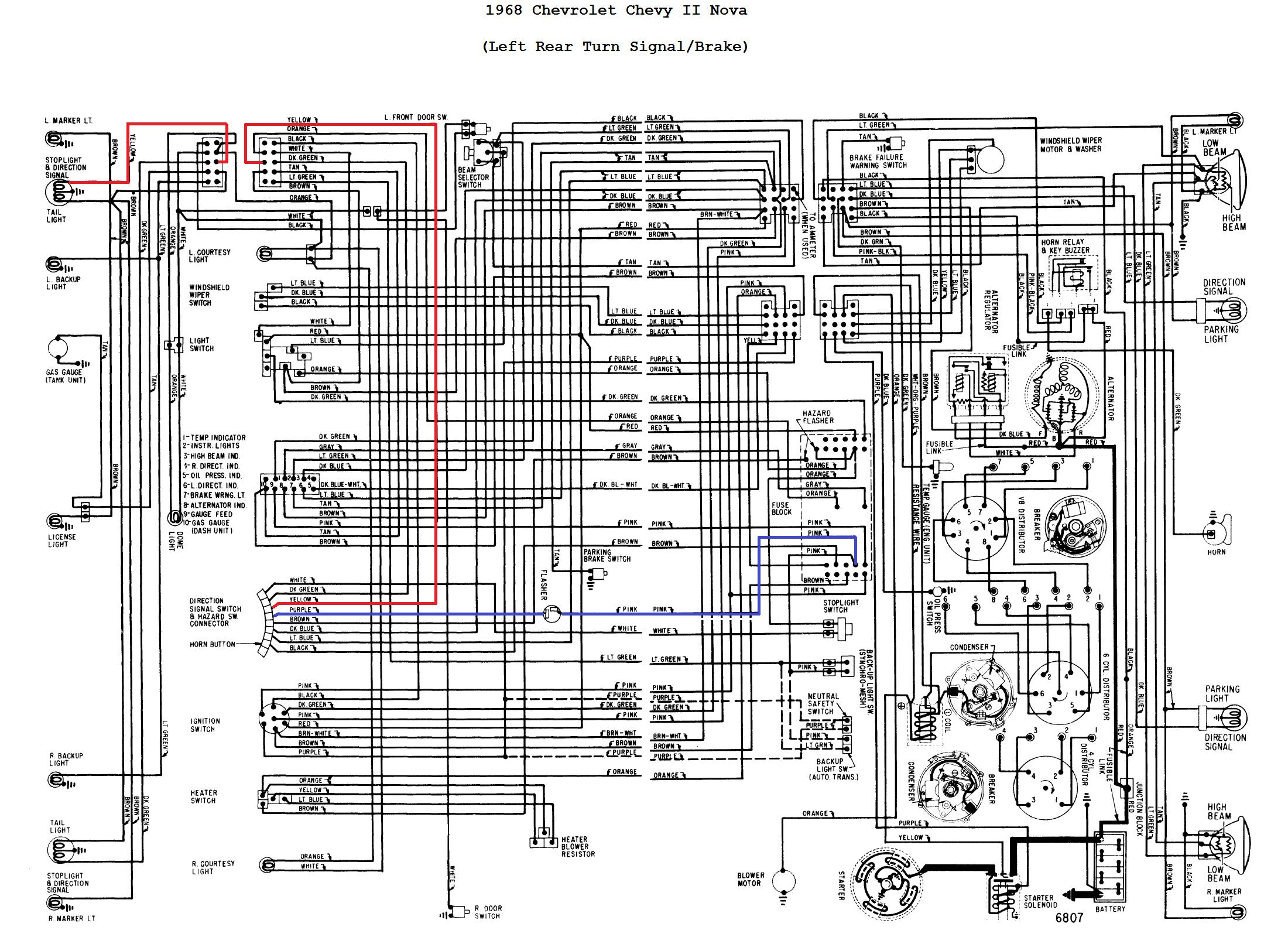 1969 Chevy Nova Wiring Diagram - Chevy Steering Column Wiring Diagram Free  Picture for Wiring Diagram SchematicsWiring Diagram Schematics