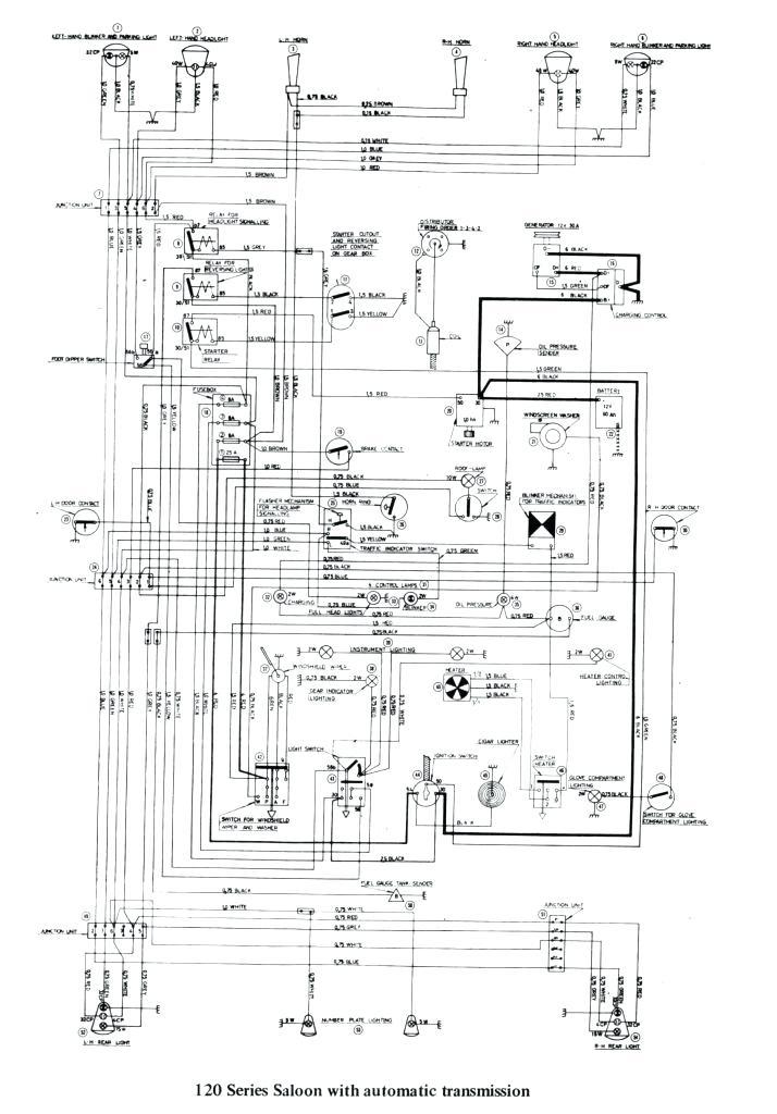 Volvo Xc90 2007 Wiring Diagram