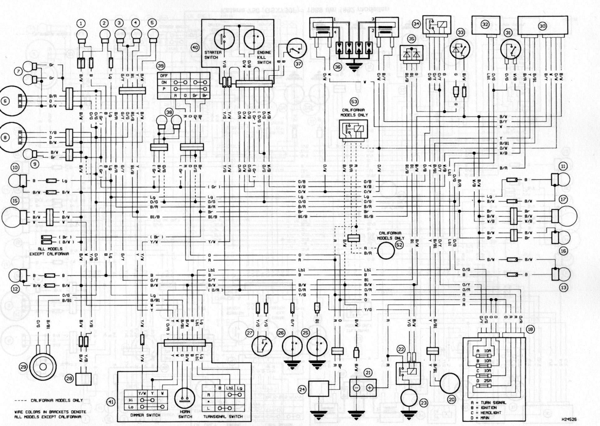 KA_8781] Diagrama Suzuki Gsx600F Gsx750F Free DiagramWida Tobiq Itis Barep Lite Cajos Mohammedshrine Librar Wiring 101