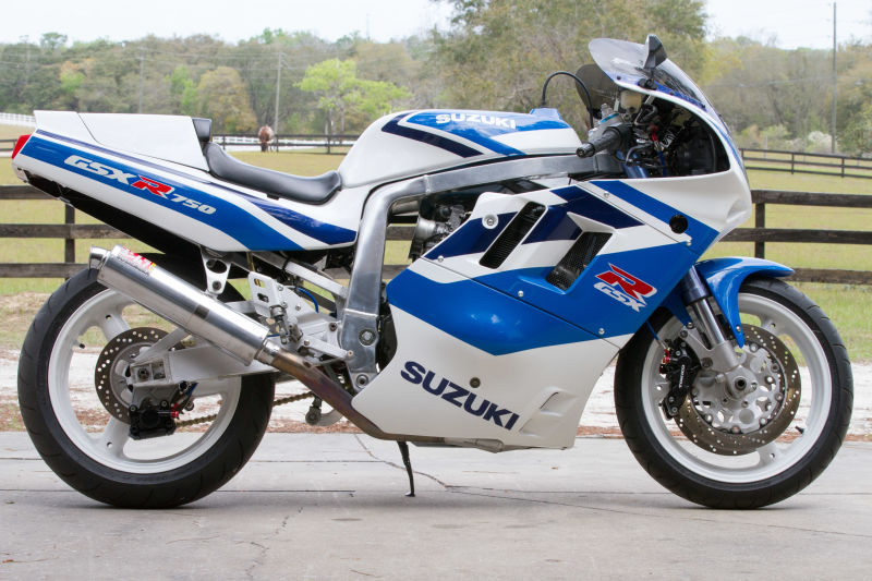 Peachy Get Your Hands On An Early Suzuki Gsx R While You Still Can Wiring Cloud Overrenstrafr09Org
