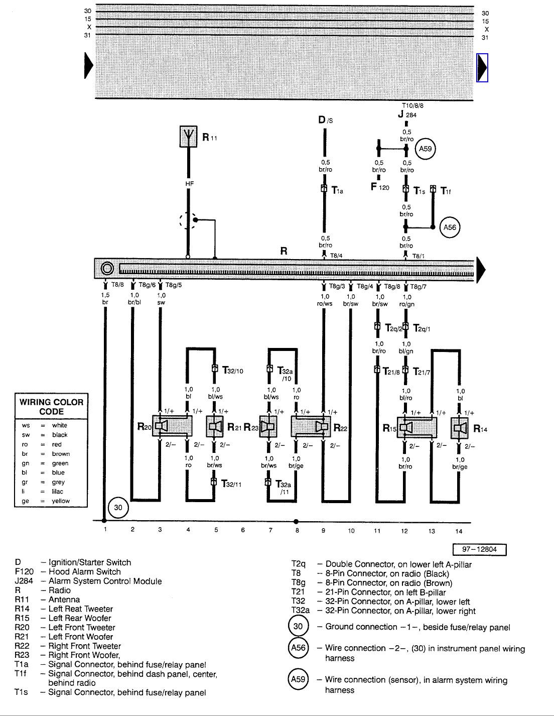 2013 Jetta Wiring Diagram - 20r Wiring Diagram for Wiring ...