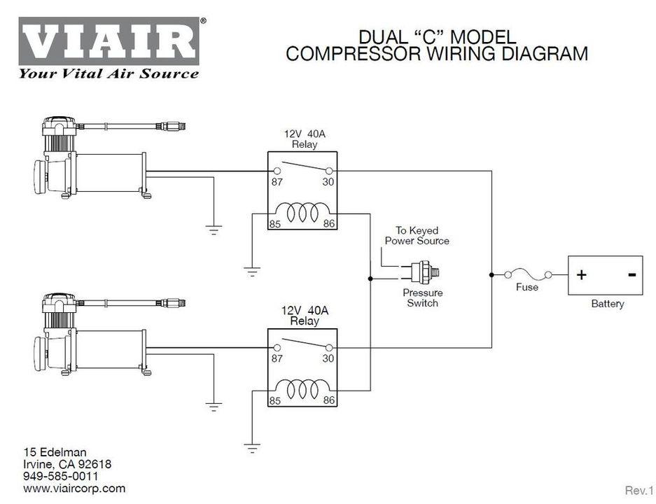 [DIAGRAM_5UK]  YN_1448] Air Pressor Relay Wiring Diagram Schematic Wiring | Viair Relay Wiring Diagram |  | Barba Hylec Pap Rect Mohammedshrine Librar Wiring 101