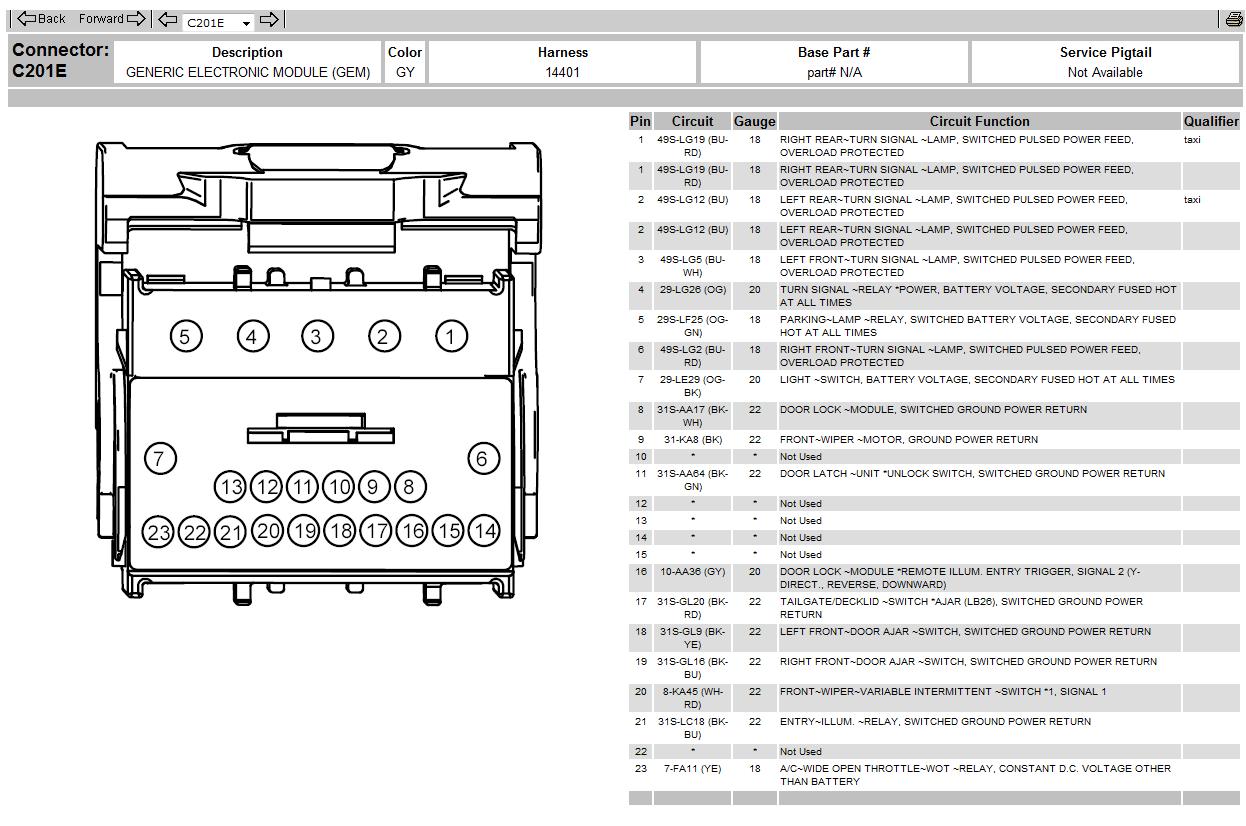 2010 Ford Van Radio Wiring Diagram A Cdi Box Wiring Diagram For Titan Generator Bosecar 2014ok Jeanjaures37 Fr
