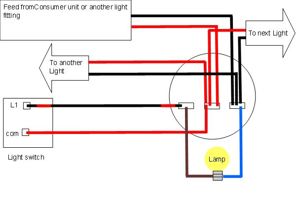 Awesome Light Wiring Diagrams Light Fitting Wiring Cloud Genionhyedimohammedshrineorg