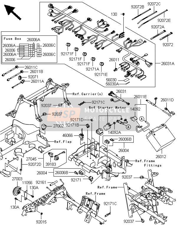[FPWZ_2684]  OZ_3157] 2006 Kawasaki Brute Force Wiring Diagram Schematic Wiring | 2006 Kawasaki Brute Force 650 Wiring Diagram |  | Www Mohammedshrine Librar Wiring 101