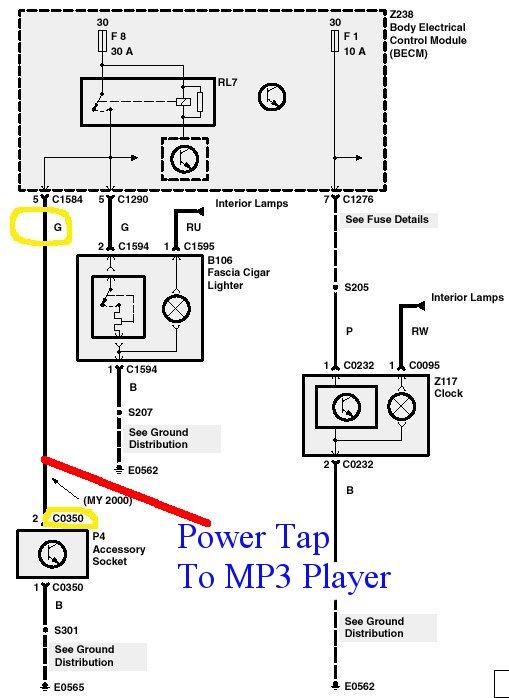 Range Rover Classic Radio Wiring Diagram