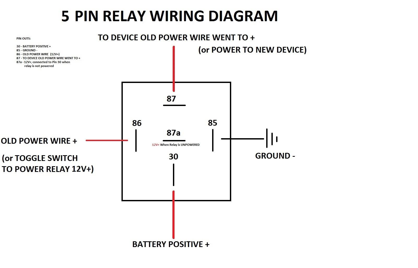 Supco Potential Relay Wiring Diagram