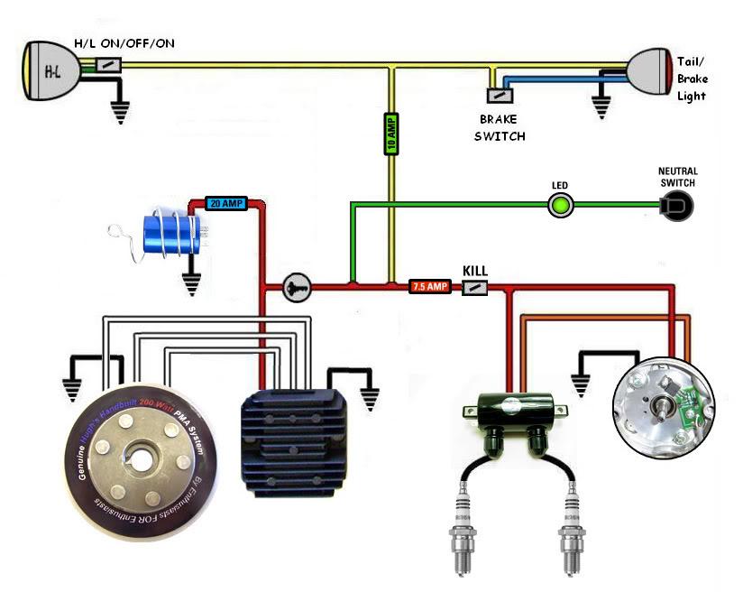 honda cb750 chopper wiring diagram ob 1570  bobber as well suzuki gs 1000 bobber besides honda wiring  suzuki gs 1000 bobber besides honda