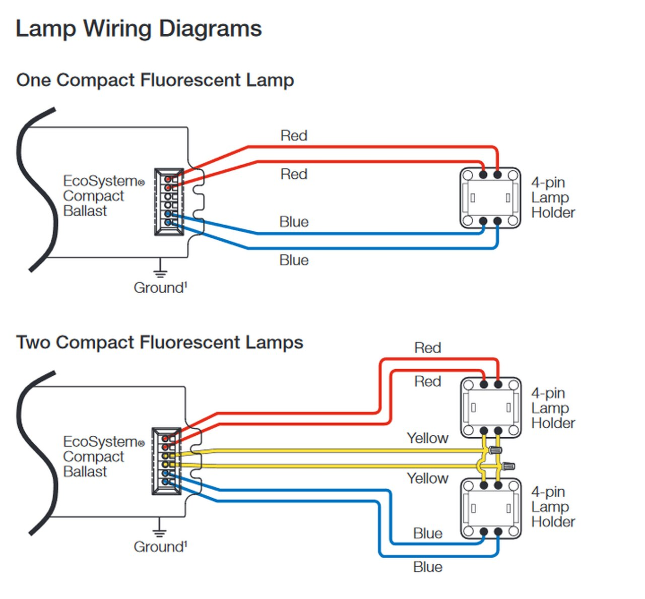 zf_5118] 4 pin compact fluorescent wiring diagram schematic wiring  hete ical gram botse itis viewor mohammedshrine librar wiring 101