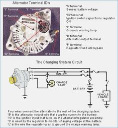 Zb 4098 Wiring Diagram Denso Alternator Wiring Diagram Alternator Wiring Free Diagram