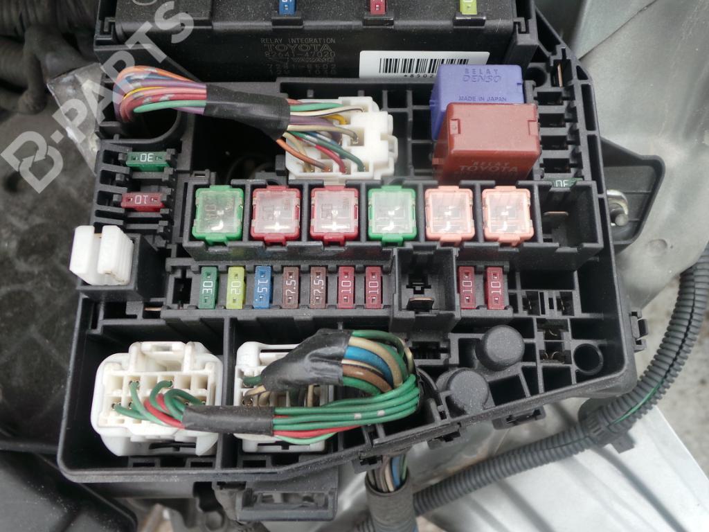 2007 Toyota Yaris Fuse Box Wiring -Bully Dog Remote Start Wiring Diagrams |  Begeboy Wiring Diagram Source | 2007 Toyota Yaris Fuse Box Location |  | Begeboy Wiring Diagram Source