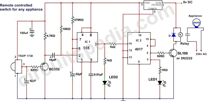 ny_7404] wireless remote control circuit diagram remotecontrolcircuit wiring  diagram  ifica eatte mohammedshrine librar wiring 101