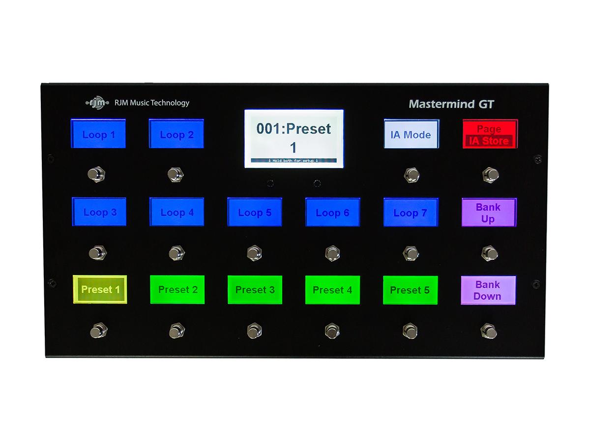 Peachy Mastermind Gt 16 Rjm Music Technology Inc Wiring Cloud Mousmenurrecoveryedborg
