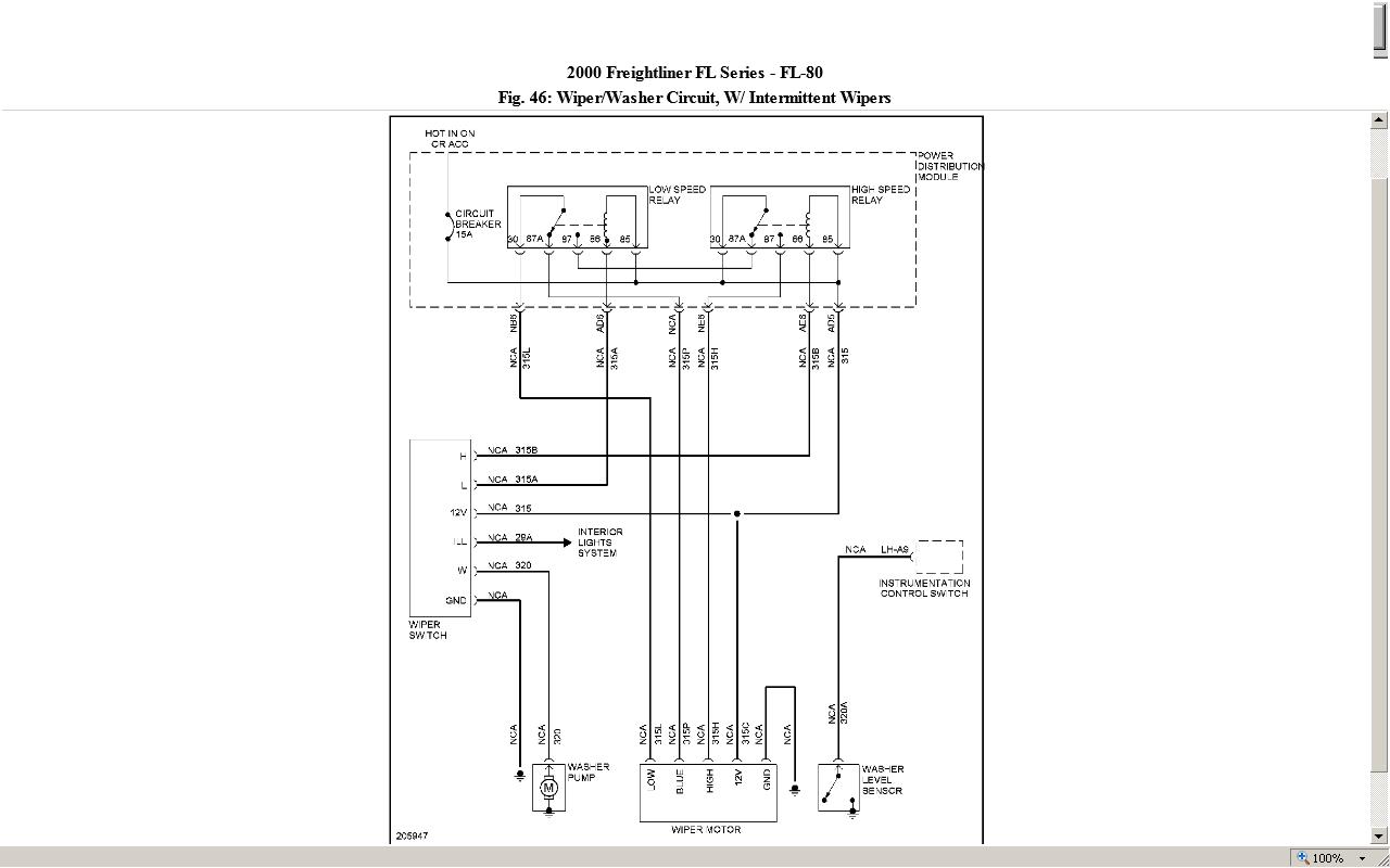 [TBQL_4184]  KF_6995] 2000 Freightliner Century Wiring Diagram | 2000 Freightliner Fl80 Wiring Diagram |  | Bdel Elae Animo Bemua Mohammedshrine Librar Wiring 101