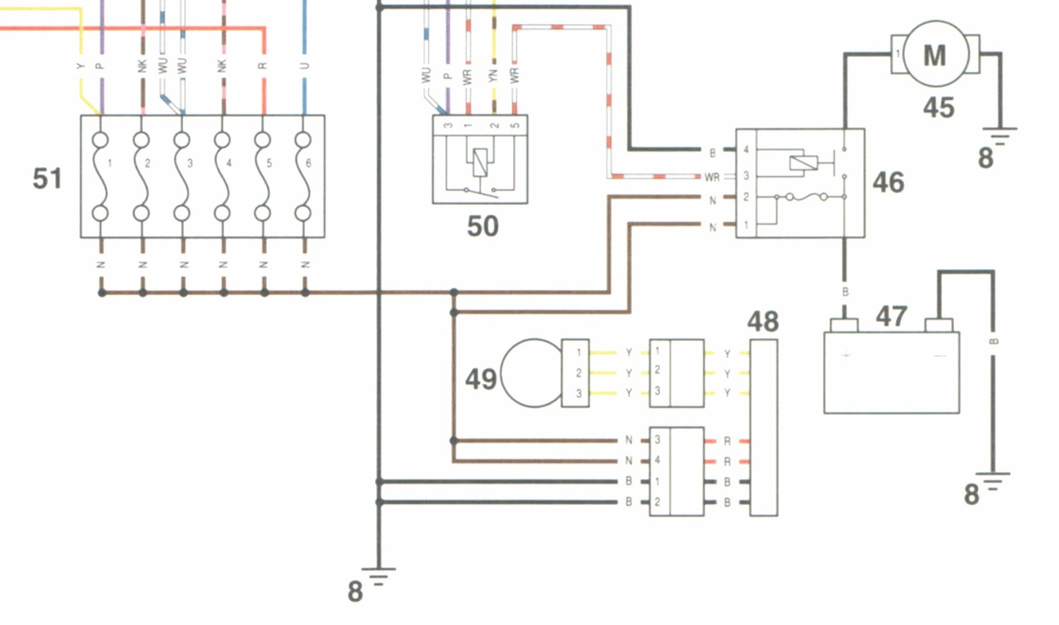 Wiring Diagram For Triumph Daytona