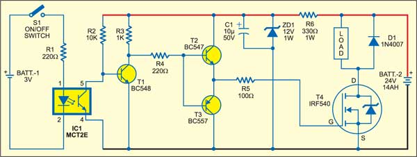 Stupendous Solid State Relay Detailed Circuit Diagram Available Wiring Cloud Licukshollocom
