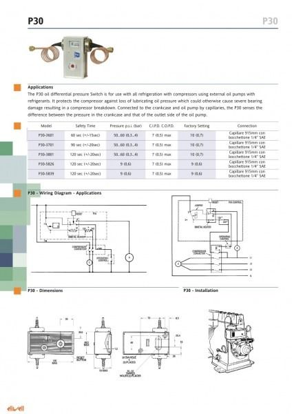 Ra 6114 Oil Safety Switch Wiring Diagram Schematic Wiring