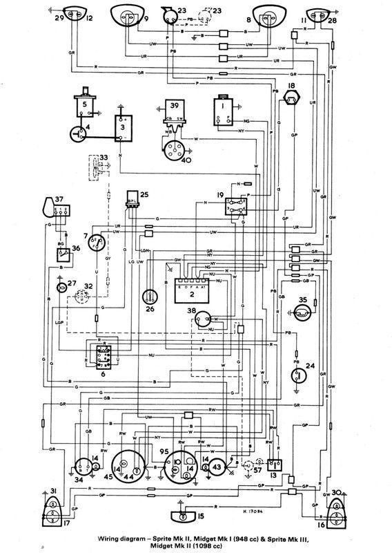 mg midget mk3 wiring diagram sprite wiring diagram wiring diagrams resources  sprite wiring diagram wiring diagrams